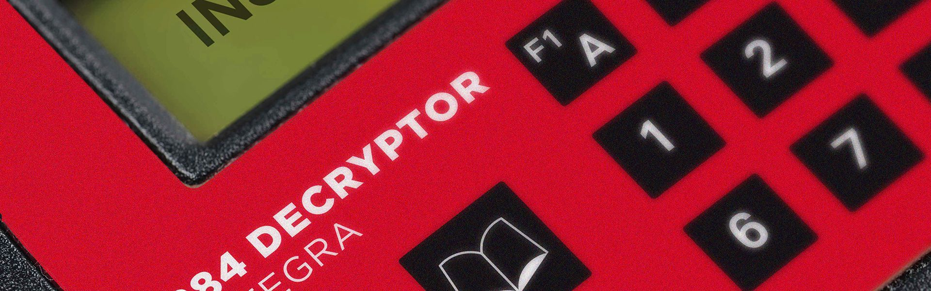 884 Decryptor Ultegra